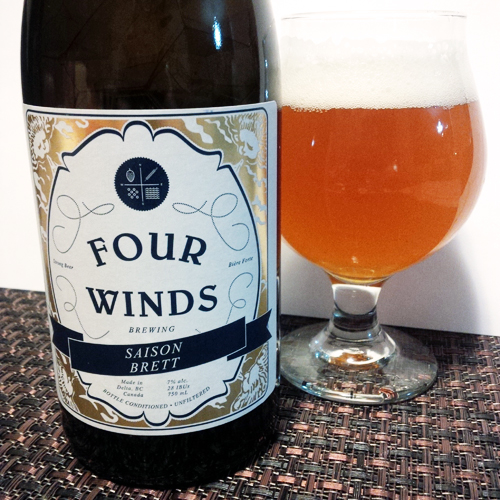 Four Winds Saison Brett