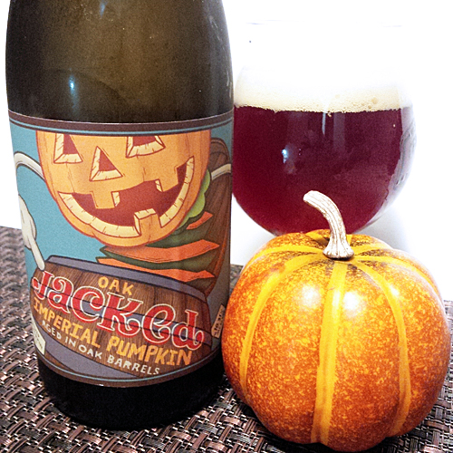 Unita Oak Jacked Imperial Pumpkin Ale