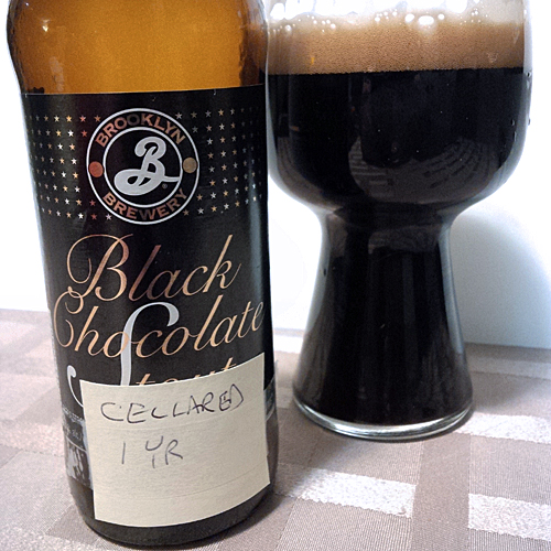 Brooklyn Brewing Black Chocolate Stout