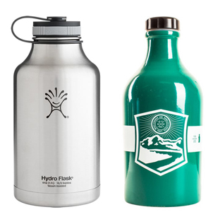 fancy growler