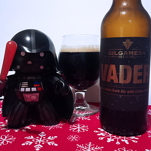 Gilgamesh Vader Coffee CDA