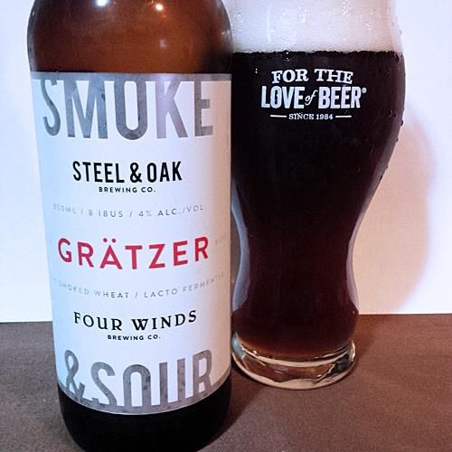 Steel & Oak Four Winds Collab Gratzer