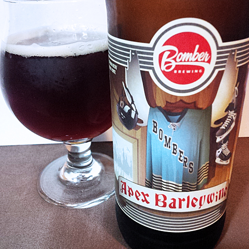 Bomber Brewing Apex Barleywine