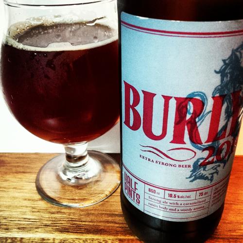 Half Pints Burleywine