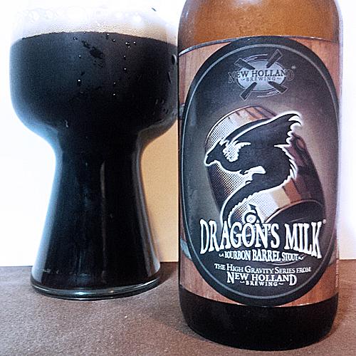 New Holland Dragon's Milk Bourbon Barrel Stout