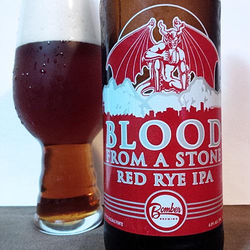 Stone and Bomber Blood