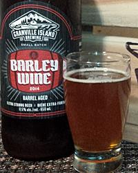 GIB Barleywine 2014 small
