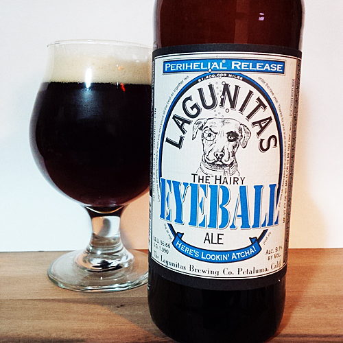 Lagunitas The Hairy Eyeball Ale