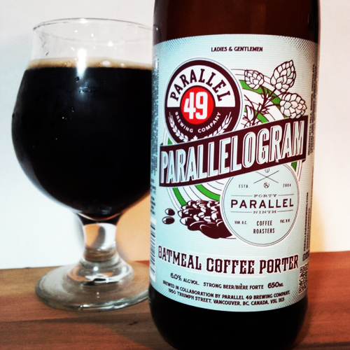 Parallel 49 Parallelogram Coffee Porter