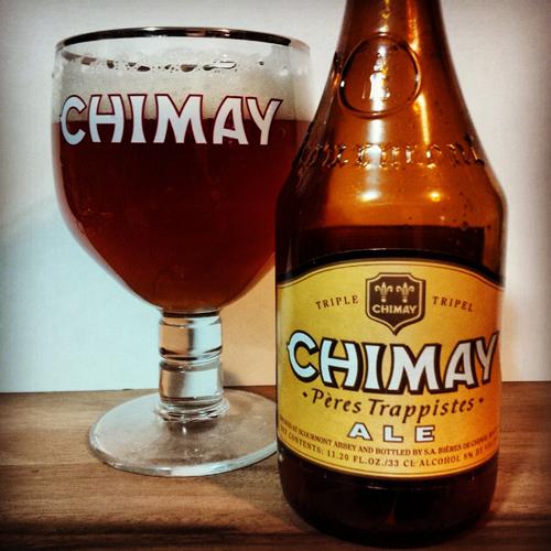 Chimay Yellow