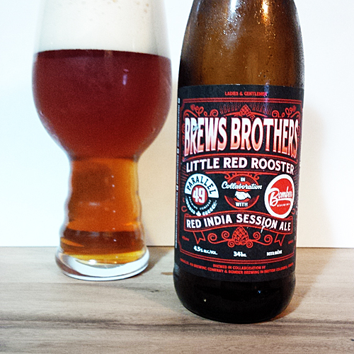 Parallel 49 Brews Brothers - Bomber ISA