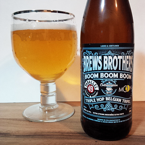 Parallel 49 Brews Brothers - Moon Tripel