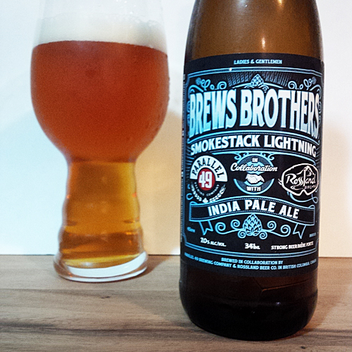 Parallel 49 Brews Brothers - Rossland IPA