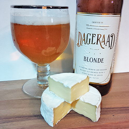 Little Qualicum Cheeseworks & Dageraad Blonde