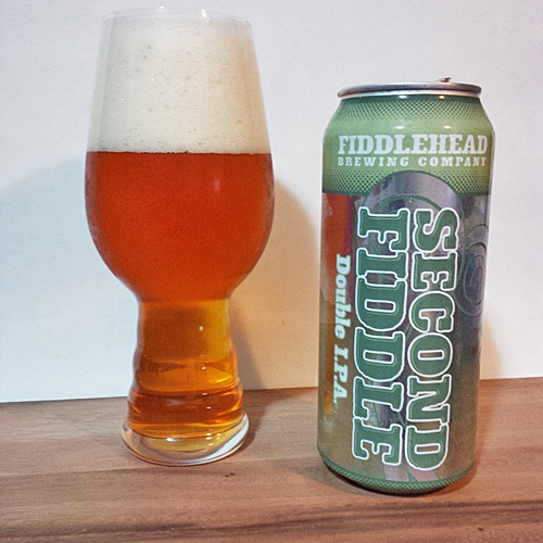 Fiddlehead - Second Fiddle Double IPA