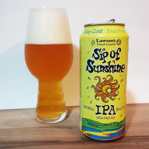 Lawsons Sip Of Sunshine DIPA