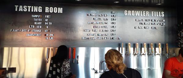 Strange Fellows Brewing Bar