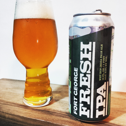 Fort George Fresh Hop IPA
