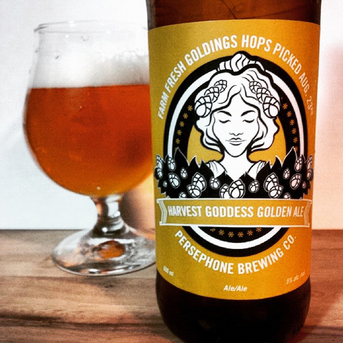 Persephone Harvest Golden Ale