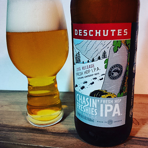 Deschutes Chasin Freshies 2015