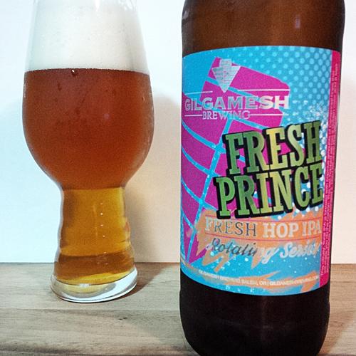 Gilgamesh Fresh Prince Fresh Hop IPA