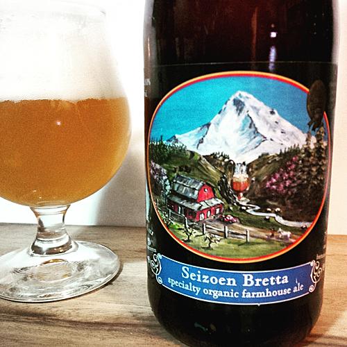 Logsdon Seizoen Bretta Organic Farmhouse Ale