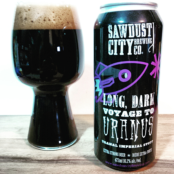Sawdust City Long Dark Voyage