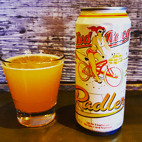 Central City Radler Beer