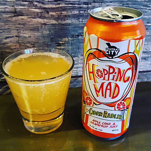 Central City Radler Cider