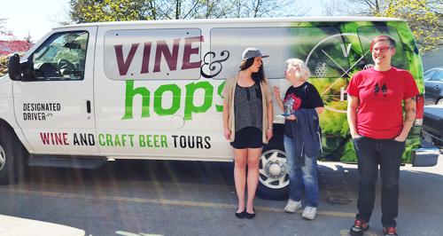 Vine & Hops - 1
