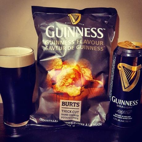 Guinness Beer & Chips
