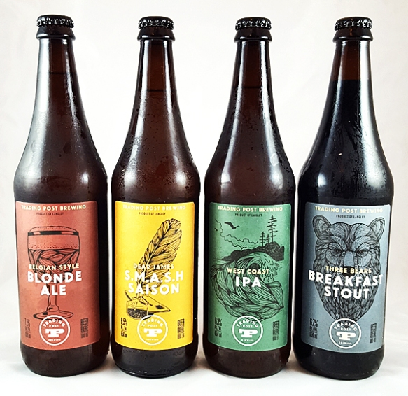 Sample Series – Trading Post Brewing Starts A Bold New