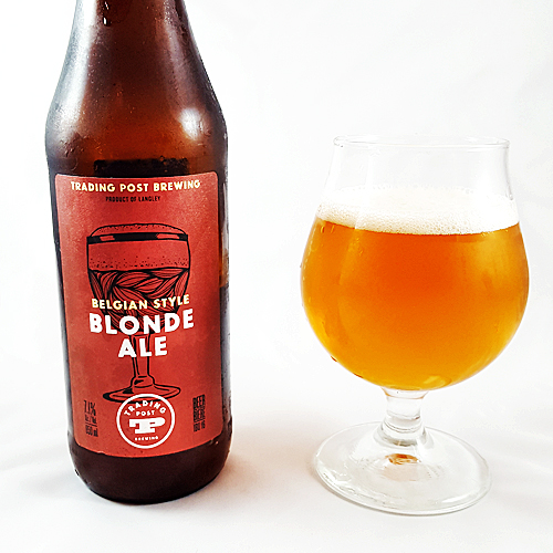 Trading Post Belgian Blonde